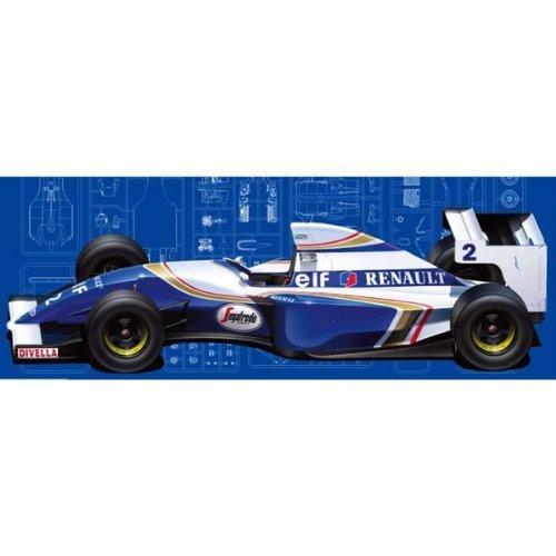 GP21 1/20 Williams Fw16 Pacific Grand Prix 1994 (japan import)