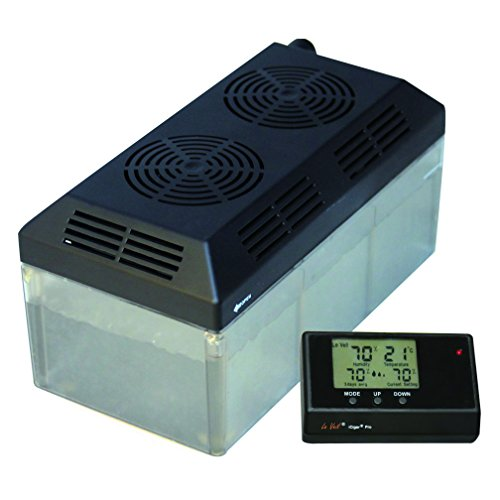 Le Veil iCigar Pro Digital Humidifier for Cabinet Humidors