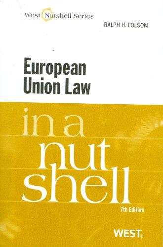 European Union Law in a Nutshell
