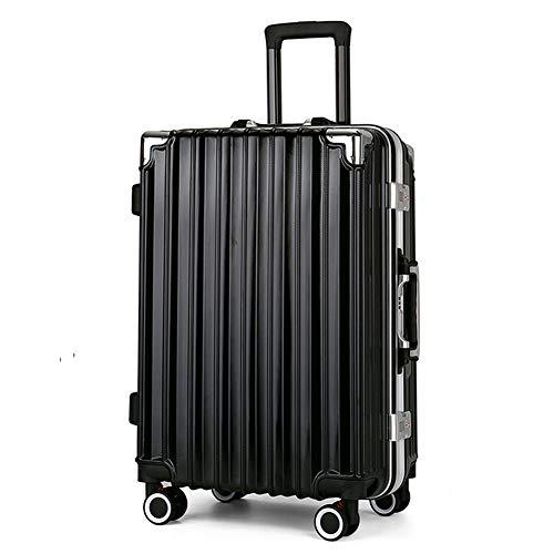 LYHLYH reiskoffer trolley licht met hoge capaciteit van ABS Hard Shell 20 inch Carry-ons koffer met TSA-blok en 4 spinners telescoopwielen