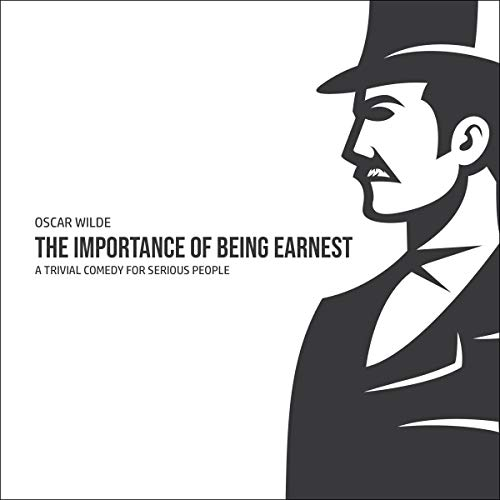 The Importance of Being Earnest cover art