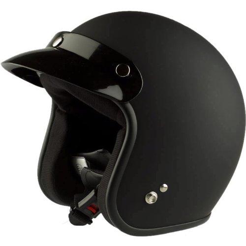 Viper RS-04 Casque de moto noir Noir mat 57-58 cm (M)