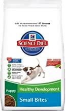 Hill's Science Diet Puppy Healthy Development Small Bites Dry Dog Food, 15.5-pound Bag, New,