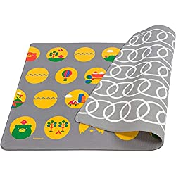 Lollaland Premium Stylish Foam Floor Mat