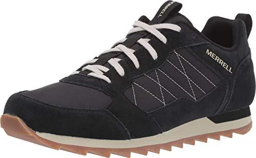 Merrell Alpine Sneaker, Scarpe da Ginnastica Uomo, Nero (Black), 46 EU