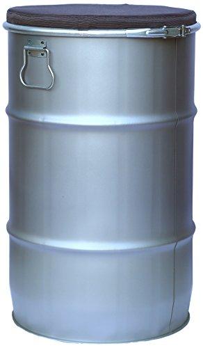 Evviva 3691 kruk, metaal, lood, 41 x 41 x 63 cm