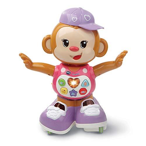 VTech Baby – Titi Ouistiti Rosa Animales Inteligentes, 80-505985