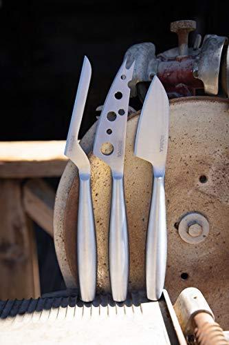 BOSKA 3pc Set Copenhagen, Stainless Steel, Explore Collection Cheese Knife, 1 EA, Steel