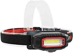 Hoofd Zaklamp 10 stks Verstelbare Voorhoofd Licht LED Hoofd Zaklamp Lamp 3 Modi Gebruik Jacht Waterdichte LED Koplamp