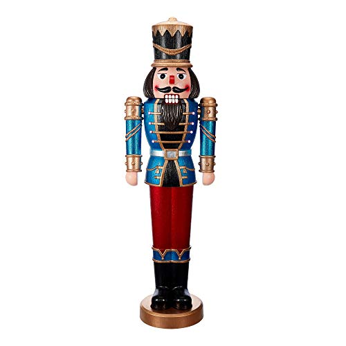 Holiday Time Nutcracker, 68 inches Tall