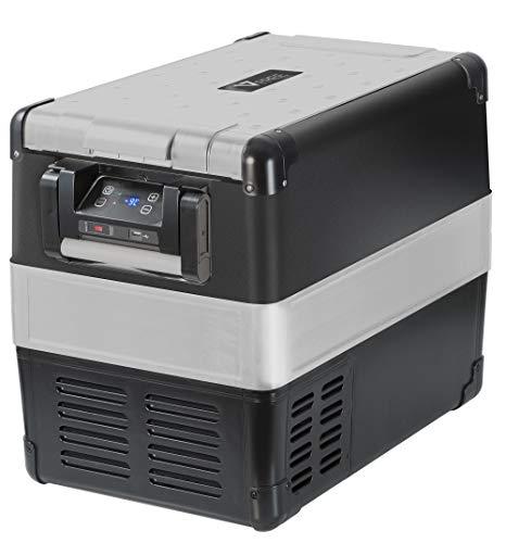 Vitrifrigo VF45P - Frigo-Freezer portátil serie Vfree de 65 litros, color gris claro/oscuro, clase enegética A++
