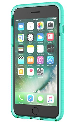 Tech21 Evo Check Case for Apple iPhone 7+/8+ Aqua