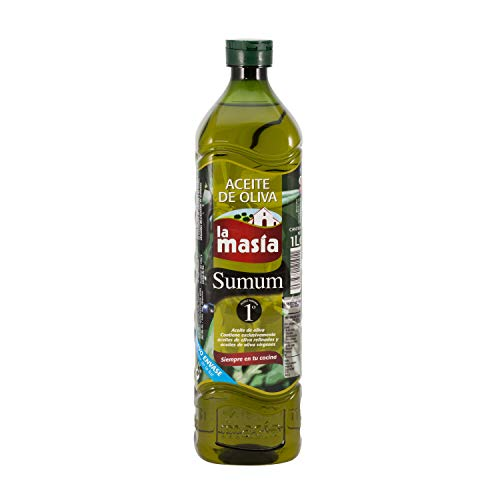La Masía Aceite de Oliva Sumum, 1L