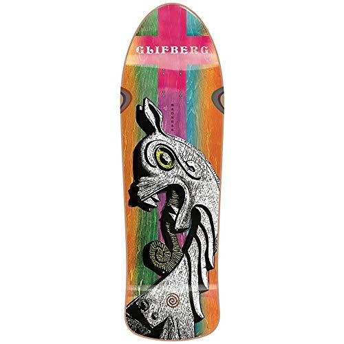 MADNESS SKATEBOARDS Rune Skateboard-Brett / Deck, 24,8 cm, Destroyer