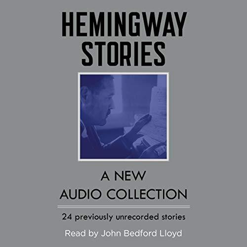 Hemingway Stories cover art