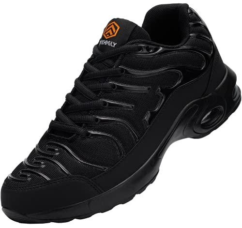 DYKHMILY Zapatos de Seguridad Hombre Colchón de Aire Calzado de Seguridad Punta...