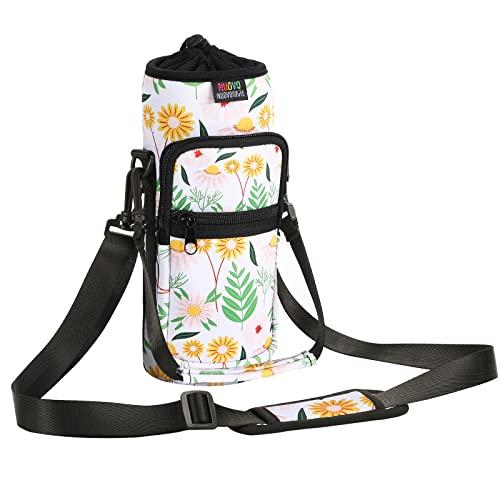 Nuovoware Water Bottle Carrier Bag, Bottle Pouch...