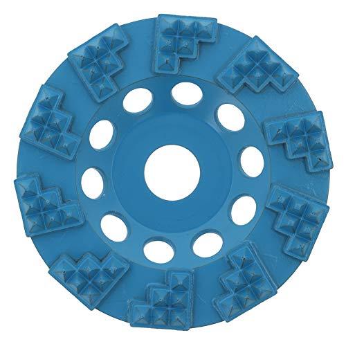 PRODIAMANT Profi Diamant-Schleiftopf für Beschichtungen 125 mm x 22,23 mm Diamantschleiftopf 125mm passend für Winkelschleifer