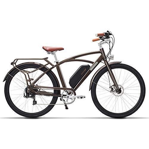 TYT Bicicleta Eléctrica de 26 '48V 13Ah 400W Bicicleta Eléctrica de Alta...