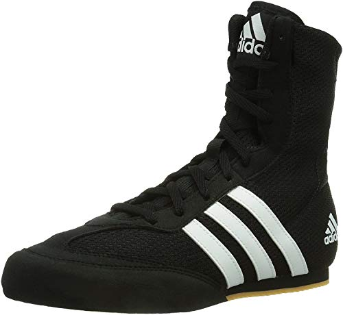Adidas, Scarpe da boxe Box Hog 2, Nero, 43 1/3 EU (9 UK)