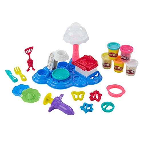 Play-Doh Cake Party (Hasbro B3399), Multicolor
