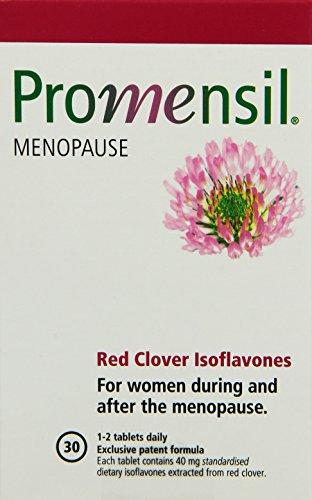 Promensil Menopause Original Red Clover Isoflavones 40 mg, 30 Stück, 1er Pack (1 x 16 g)
