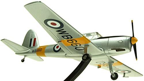 Aviation 72 de Havilland DHC1 Chipmunk T Mk 10 WB660 Brit 1/72 diecast Plane Model Aircraft 2