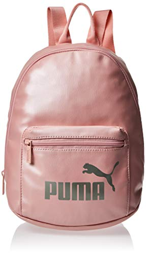 PUMA Damen WMN Core Up Archive Backpack Rucksack, Bridal Rose-Metallic, OSFA