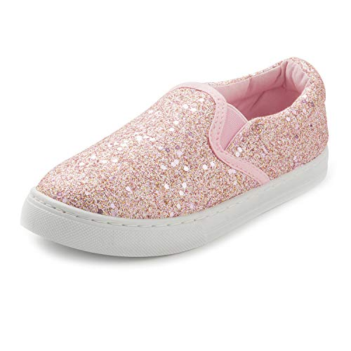 Glitter Canvas Shoes for Girls