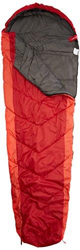 Black Crevice Schlafsack ALASKA 250, rot, One size