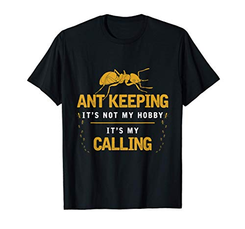 Farm Colony Farmer Ant Keeping Ant T-Shirt
