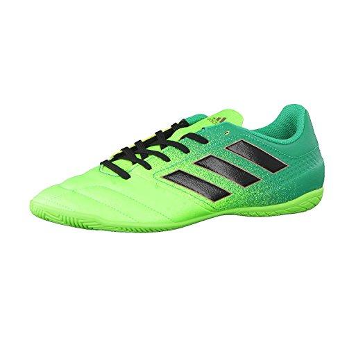 adidas Ace 17.4 In, Scarpe da Calcio Uomo, Multicolore (BB1766 Redfootwear Whitecore Black), 42 EU (8 UK)