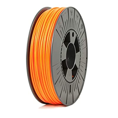 ICE Filaments ICEFIL3PLA129 PLA filament, 2.85mm, 750 gr, Obstinate Orange