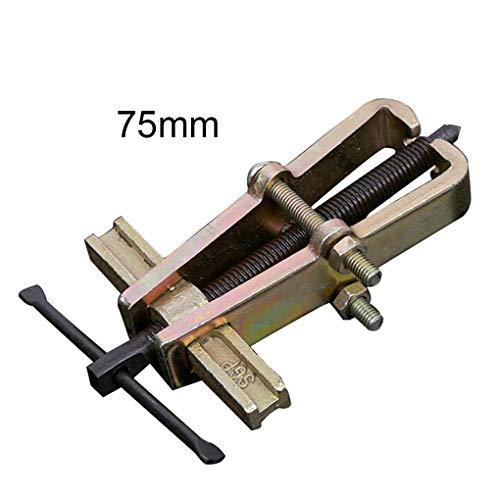 Rekkle Dos mandíbulas Gear Puller Mantenimiento mecánico Tirador Armadura Armadura de Apoyo Teniendo Herramienta de eliminación de Herramienta de Tirador de la Mano de forja