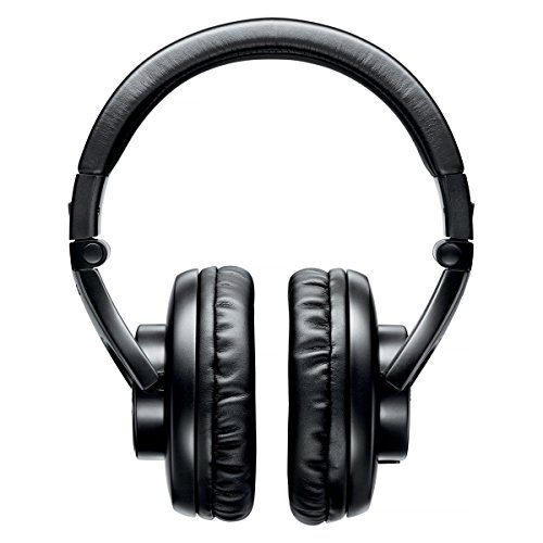 Shure SRH440 Professional Studio Headphones, Enhanced Frequency Response and Extended Range for Home...
