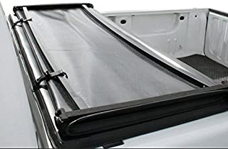 R&L Racing Heavy Duty Tri-Fold Soft Tonneau Cover for 05-15 Frontier King/Crew 09 Equator 6 ft 72