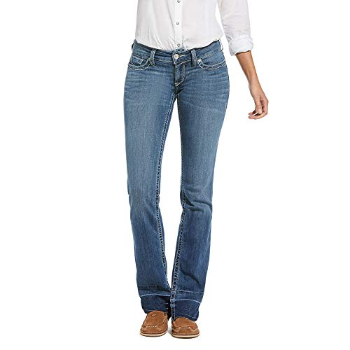 Ariat Womens REAL Riding Jeans 3D Wendy L 30