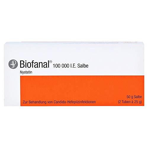 Biofanal Salbe Candida-Spezifikum, 50 g Salbe