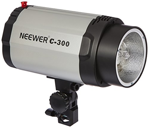 Neewer 300W Strobe/Flash Light for Studio, Location and Portrait Photography