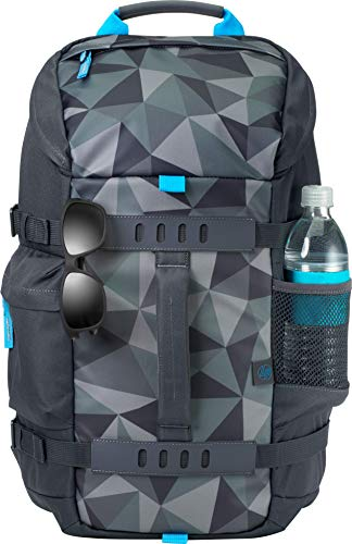 HP 15.6 Grey Odyssey Backpack (5WK93AA)