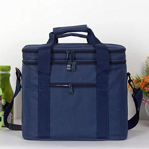 CRSM Lunch Box Tas Handtas Isolatie Tas Grote Waterdichte Riem Rijst Tas Tas Lunch Box Tas Grote Capaciteit 27 * 20 * 33cm 2