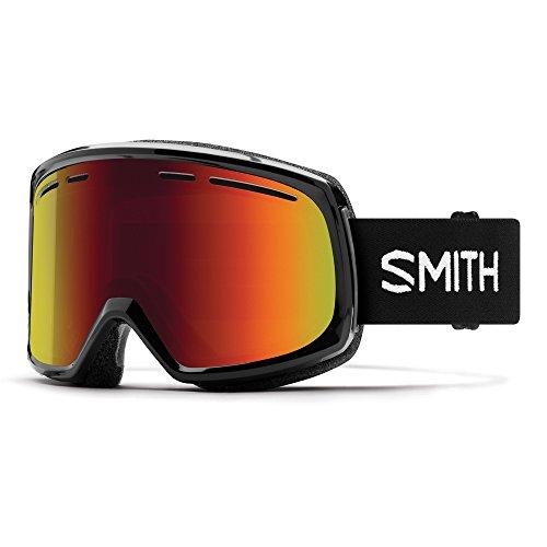 Smith Erwachsene Skibrille Range, Black, M, M006779AL99C1