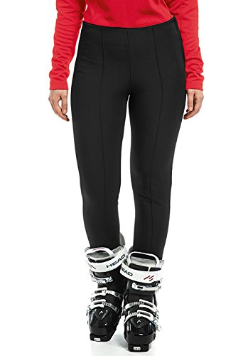 Maier Sports Damen Sonja Skihose, Black, 20