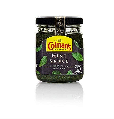 Colman´s Garden Mint Concentrate - 250 ml
