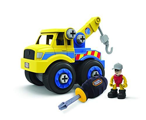 Nikko - Hilfsmittel zum Bauen - Werkzeugwagen