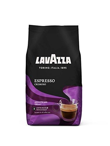 Lavazza Kaffeebohnen Espresso Cremoso, 1er Pack (1 x 1 kg)