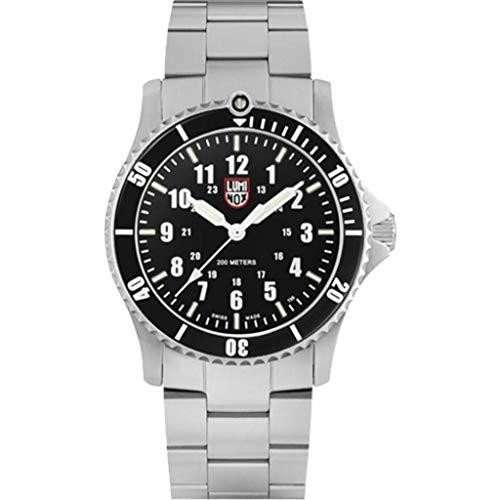 Luminox Sport Timer 30th Anniversary 0900 Series Set Reloj de pulsera Masculino Cuarzo Plata