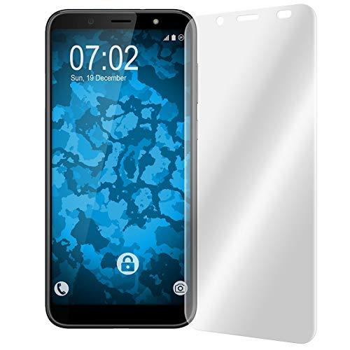 PhoneNatic 2er-Pack Bildschirmschutzfolien klar Flexible Folien kompatibel mit HTC U12 Life
