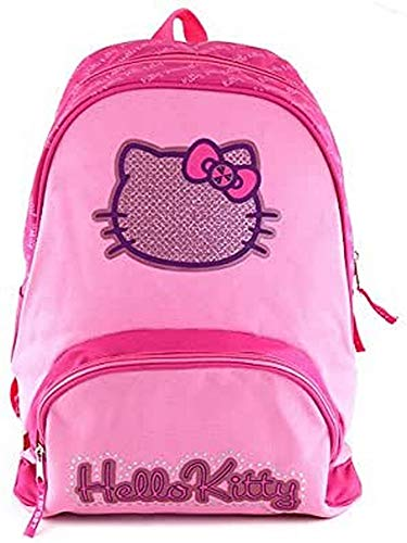 HELLO KITTY Sac à Dos Enfants Petit 45 cm (Rose)