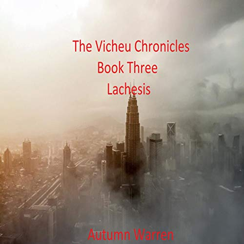 Lachesis audiobook cover art